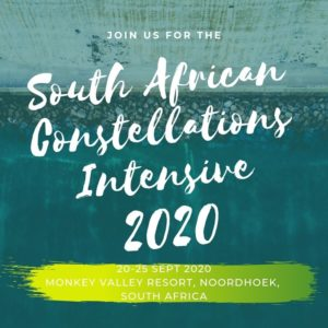 South African Constellations Intensive